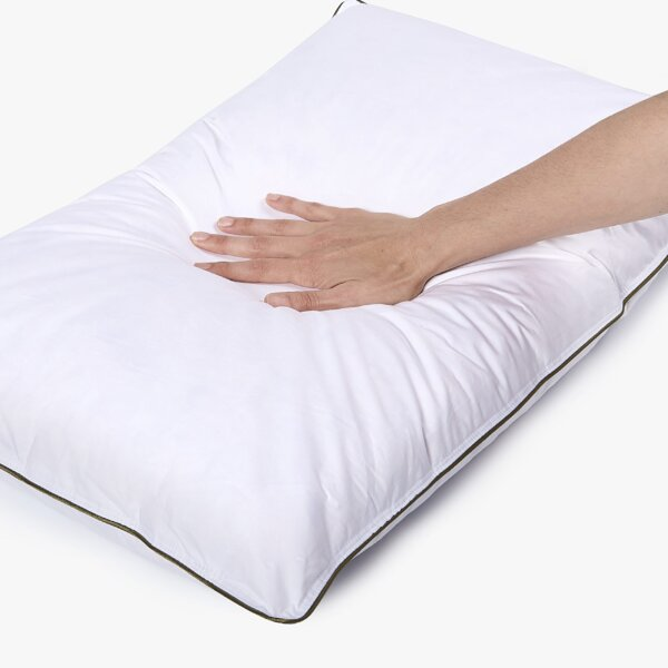 the right pillow for sleeping
